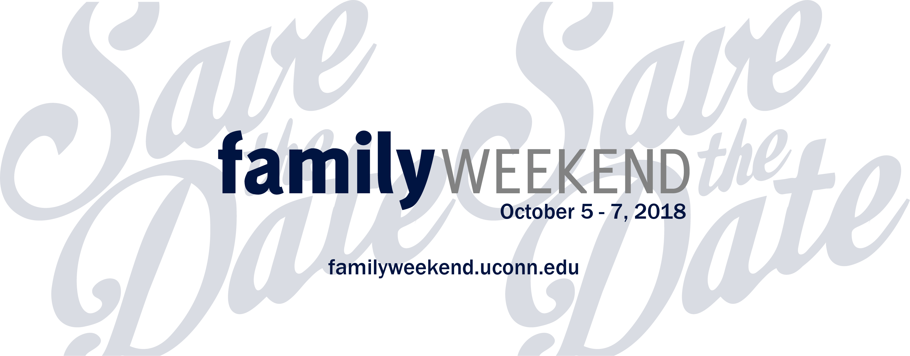 fam wknd save the date web banner 2018