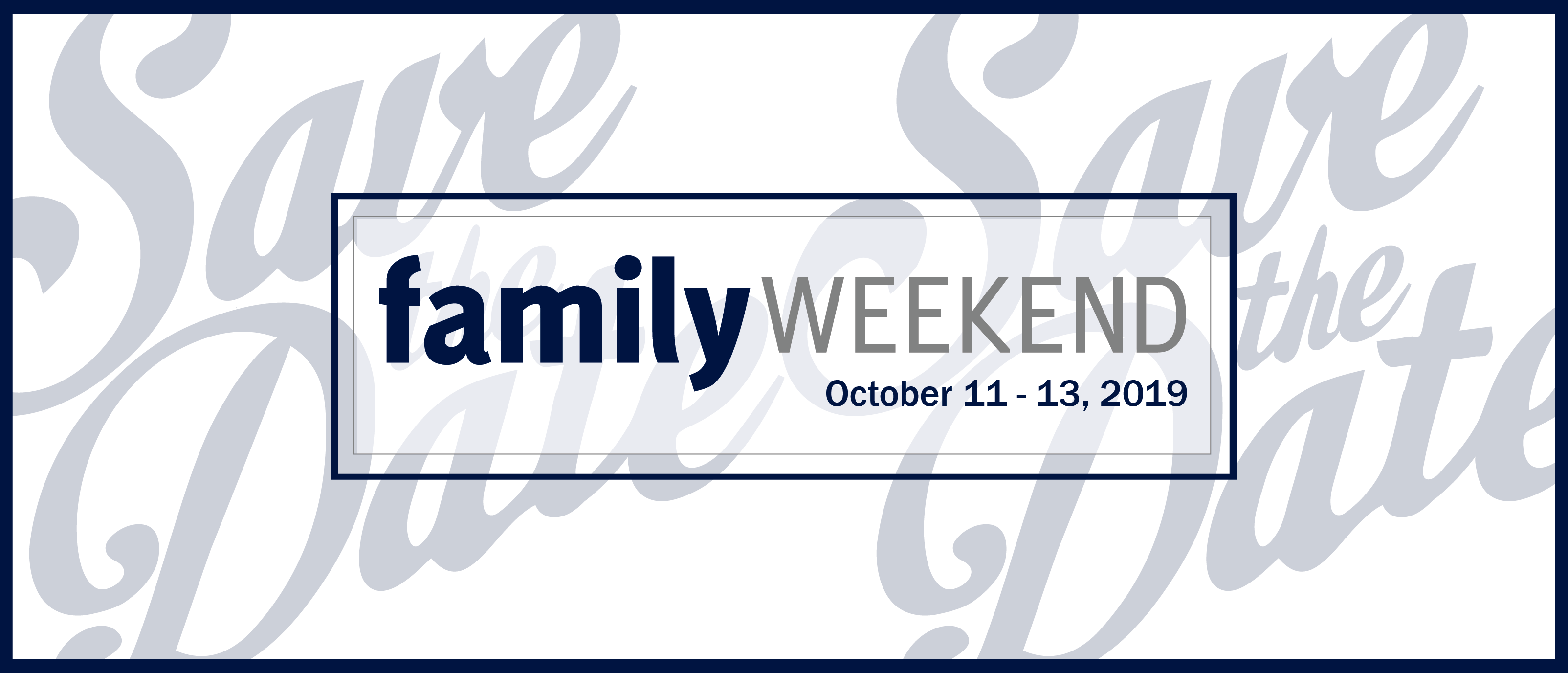 fam wknd save the date web banner 2019